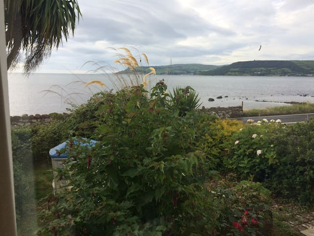 Larne borough bungalow with spectacular views