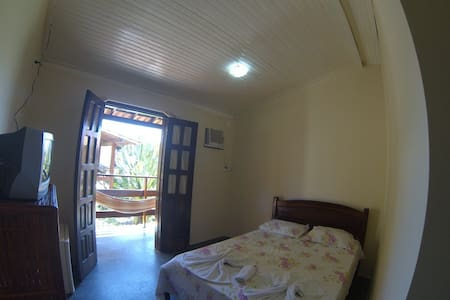 Quarto Privativo com varanda - Salvador - Bed & Breakfast