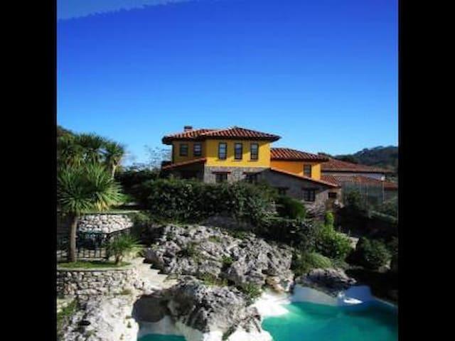 Casona en Vidiago - Vidiago - Отпускное жилье