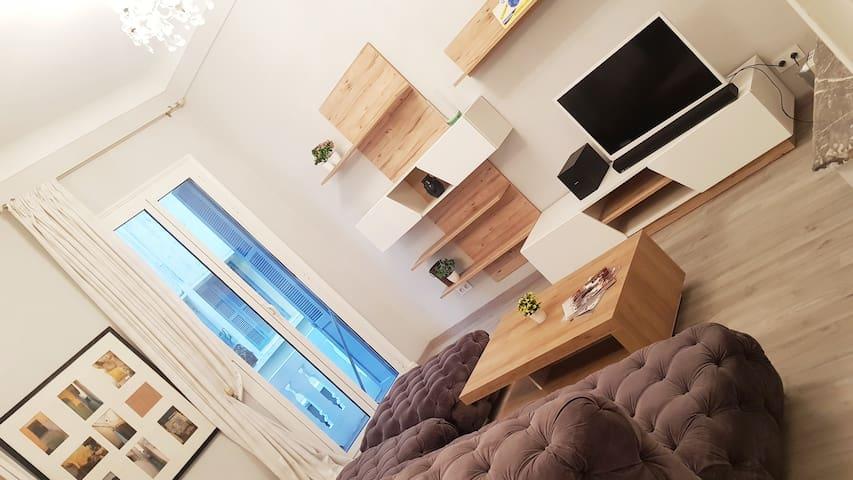 Agréable appartement au coeur de Tanger