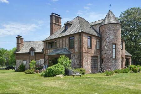 Redwall Castle Guest Rooms near Washington DC - Boyds - Slott