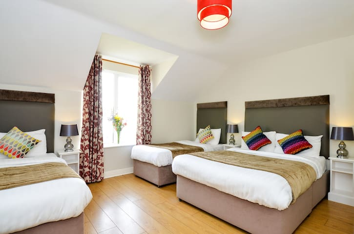 Triple Room at Dingle Harbour - Dingle - Bed & Breakfast