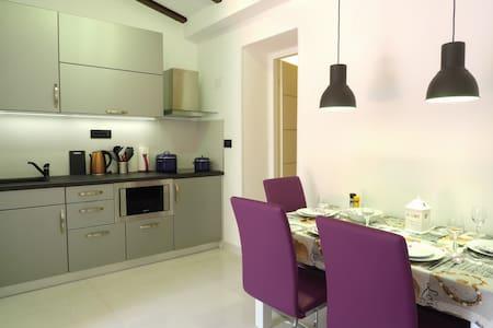 Family Apartment Braco - Sea view & free parking