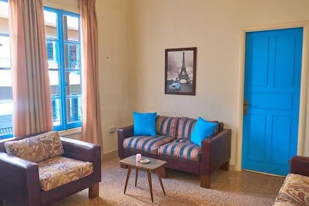 Two bed rooms appartment at jeitawi achrafieh