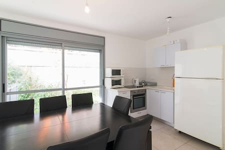 HUGE Garden Duplex-Brand New-Budget - 特拉维夫-雅法 - 公寓