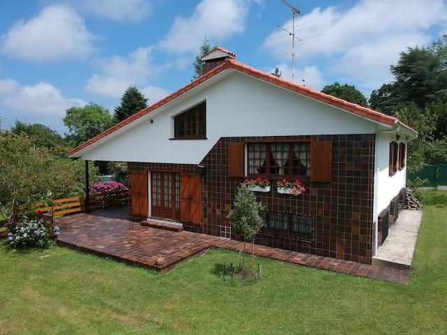 Casa chalet para desconectar
