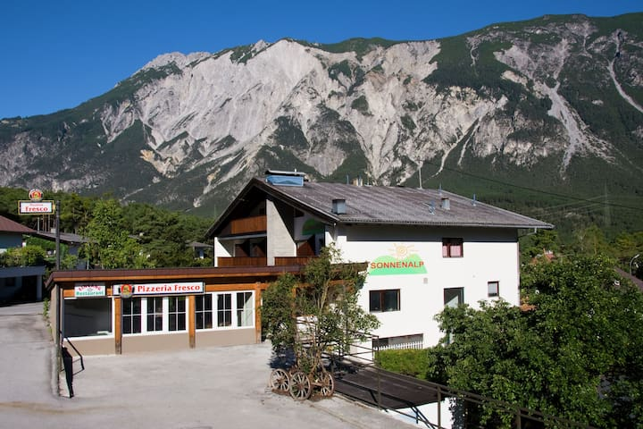 Cozy Apartment in Ötztal Valley with South-Facing Terrace