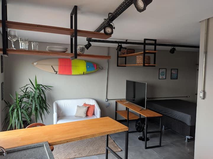 # Flat, praticidade, conforto em ótima localização