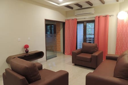 An Uber, super safe, chic home away from home! - Chennai
