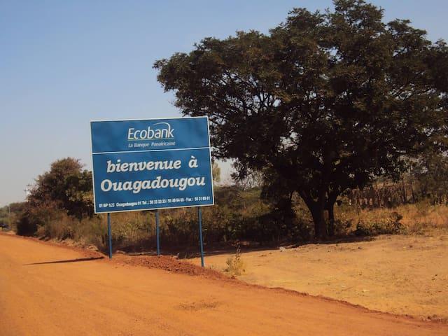 Villa meublée Ouaga 2000 - Ouagadougou - Casa de camp