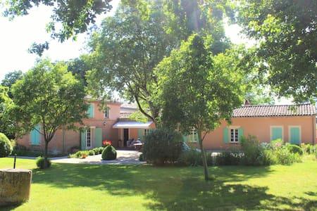 Propriété de charme, partie voyageurs indépendante - Villariès
