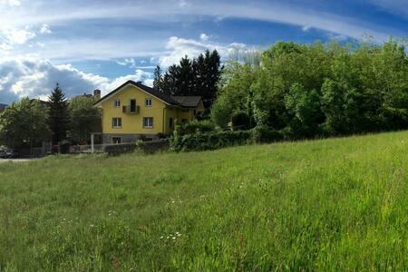 Casa immersa nella natura - Gozzano