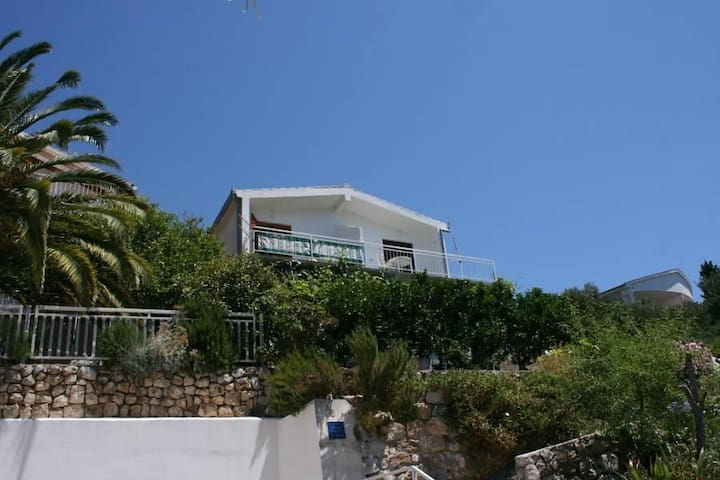 One bedroom apartment with terrace and sea view Podaca, Makarska (A-6798-a) - Podaca - Leilighet