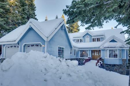 Tahoe Comfortable Nice Room & Bath - Carnelian Bay - Bed & Breakfast