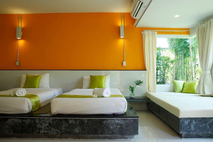 Deluxe Cottage @ Aonang Paradise Resort Krabi