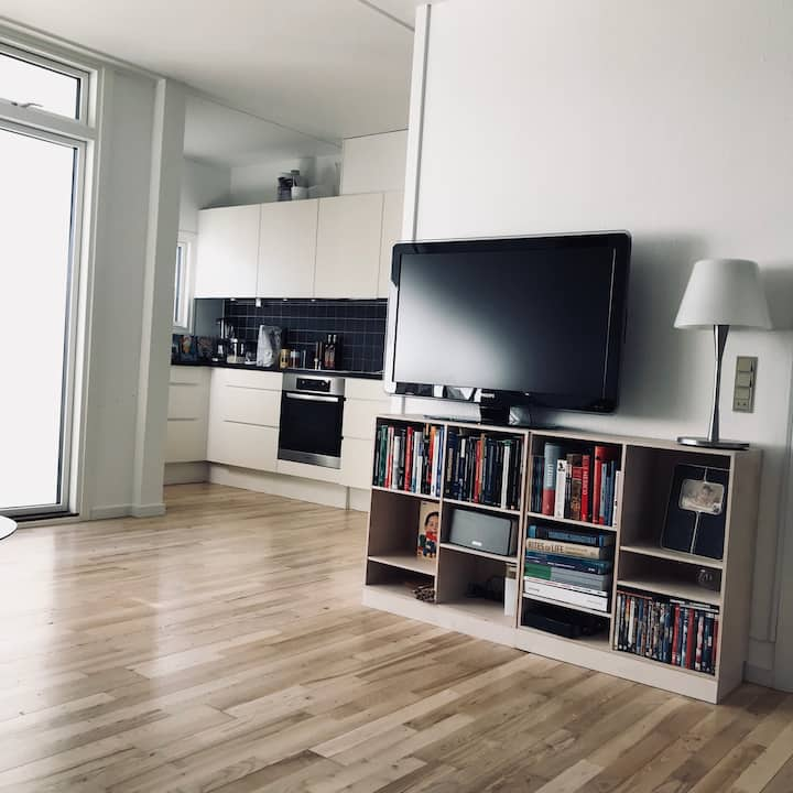 Nice apartment on lovely Frederiksberg