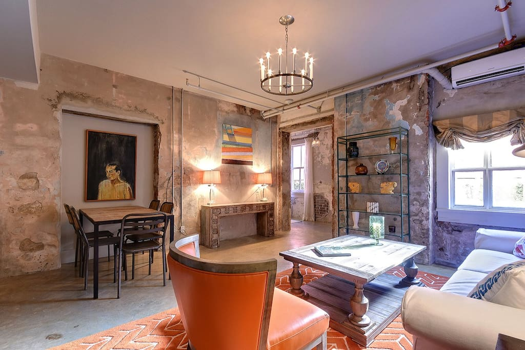 Stylish Spacious 3 Bedroom Apt Apartments For Rent In New Orleans Louisiana United States