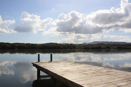Beautiful waterfront 2 bedroom - Mangawhai Heads - Casa de hóspedes