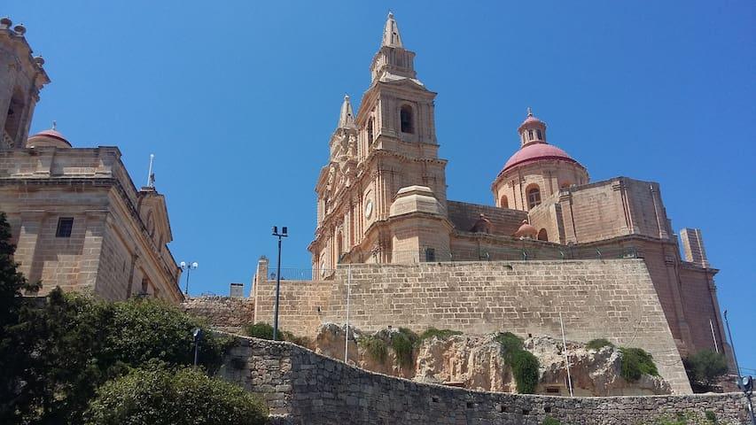 Mellieha Church