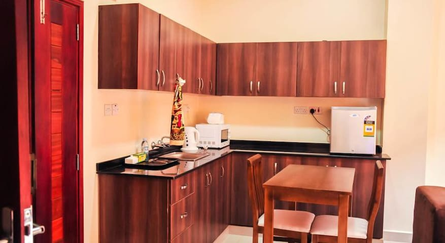 COSY ONE BED ROOM AT THE BEST LOCATION IN KAMPALA