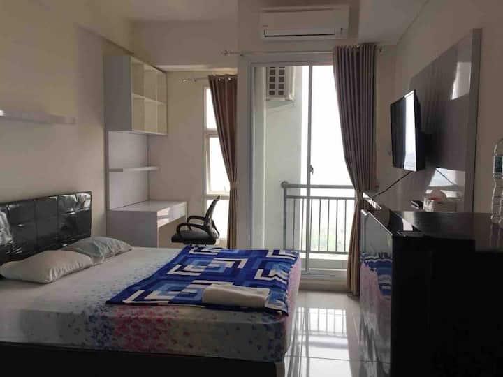 Akasa Apartment  Serpong Homey studio type room