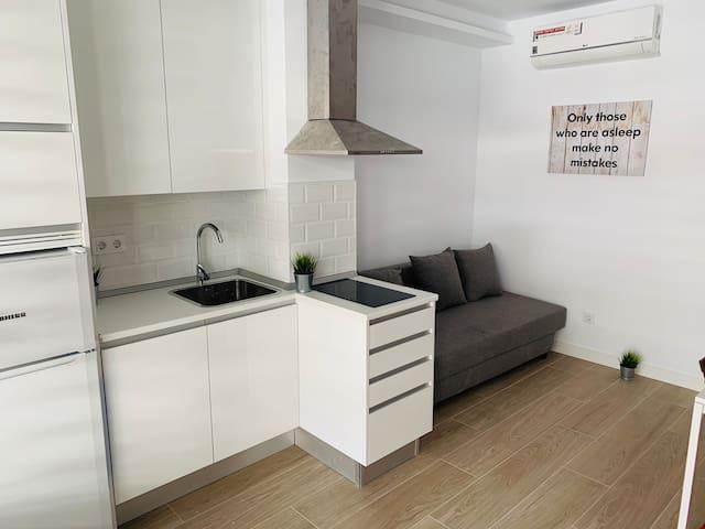 Nuevo piso 3 Moncloa arguelles