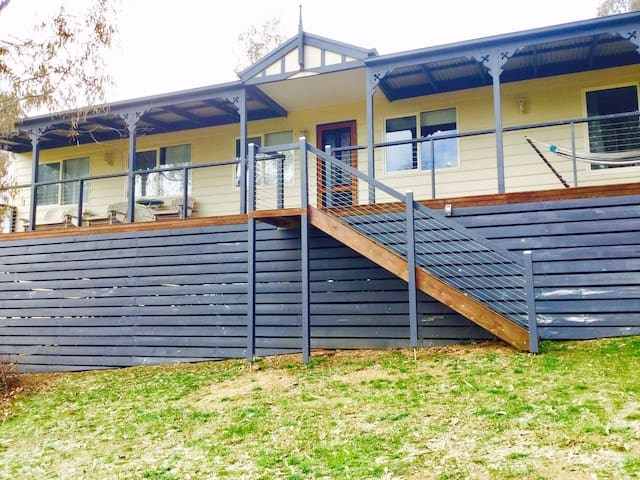 Bonnie Doon Home A Small Walk from Lake Eildon