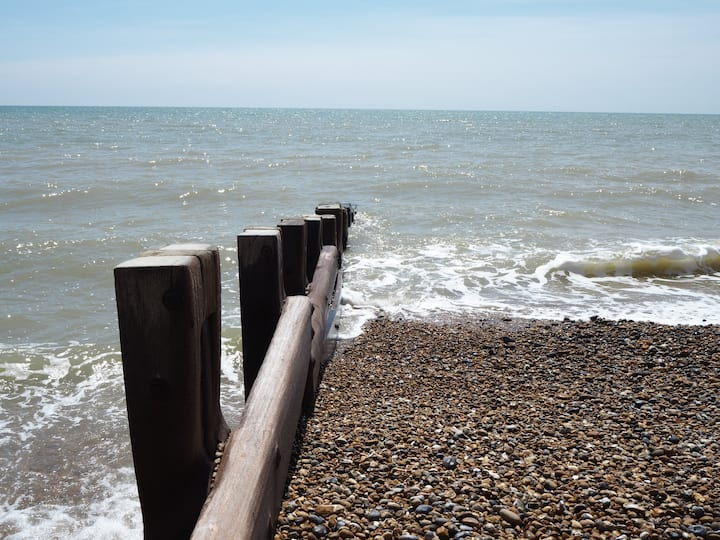 A place to relax in St Leonards on Sea