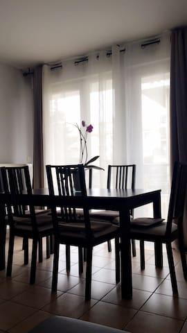 Chambre privée bien située - Ferney-Voltaire - Appartement