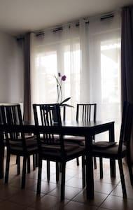 Chambre privée bien située - Ferney-Voltaire - Apartment