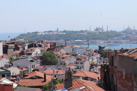 BREATHTAKING OLDCITY VIEW/HEART OF CITY IN TAKSIM2