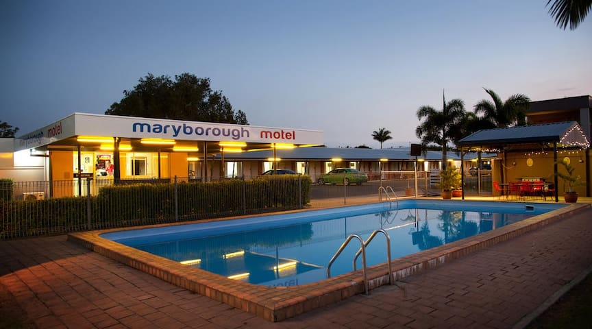Maryborough Motel , Budget Stay for your Holiday