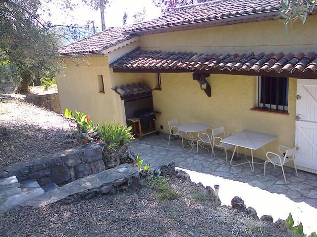 location saisonniere - Fayence - Casa