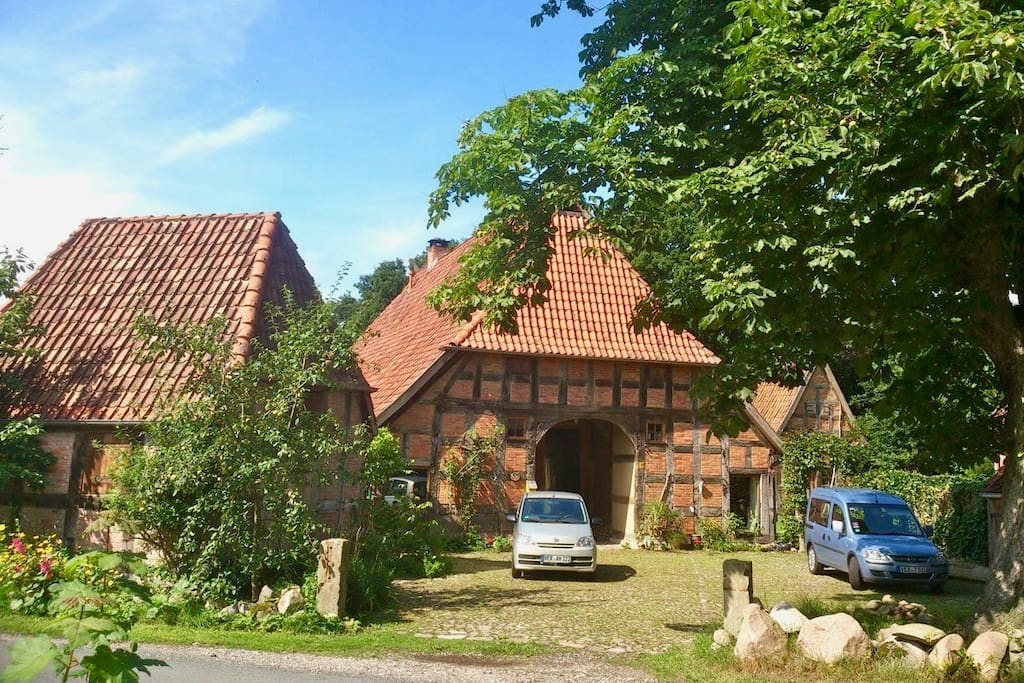 Ältestes erhaltenes Haus der Bauernschaft von 1637