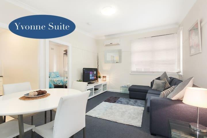 Yvonne Suite- Parramatta CBD