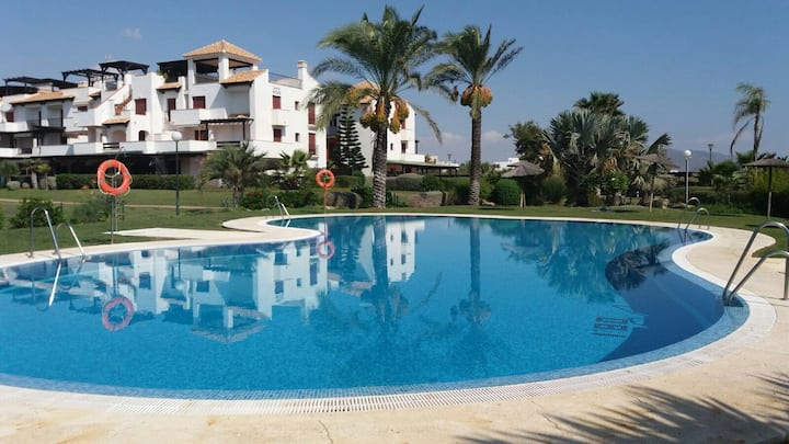 Apartamento en Resort Jardines de Nuevo Vera