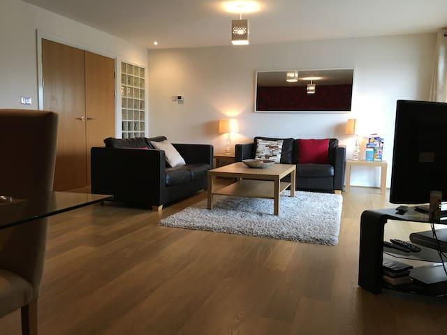 Cardiff Bay Luxury Apartment