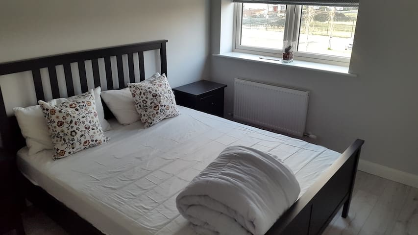 ModernSingle/Double Room in NorthDublinNearAirport