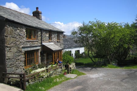 Bigert Mire Cottage - Cumbria - House