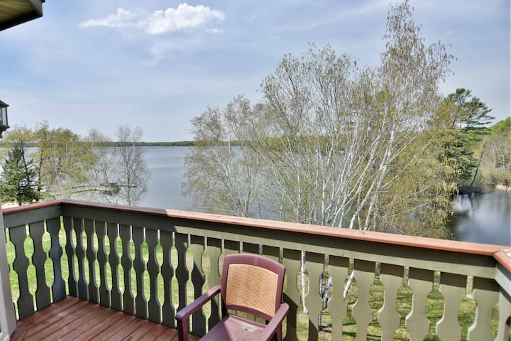 T431A is a Beautiful condo at Tagalong Golf Resort on Red Cedar Lake