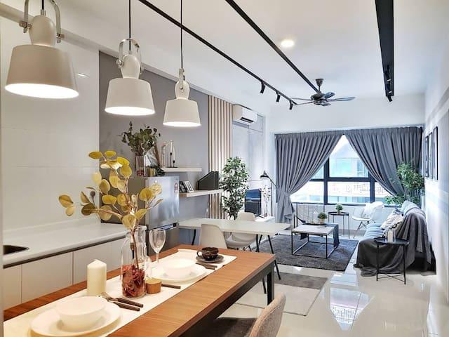 Elegant 1-bedroom unit @ ARTE PLUS. Best Deal!