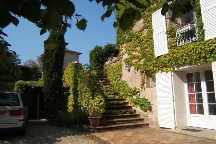 Studio dans la campagne tarnaise - Labruguière - Apartment