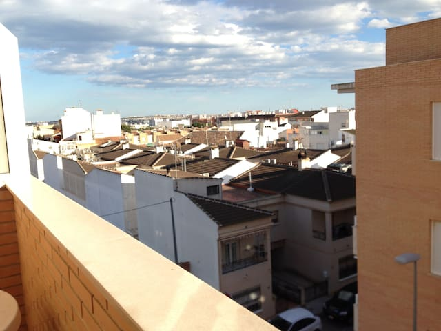 Rooftop Pool Apartment - Los Montesinos - Huoneisto