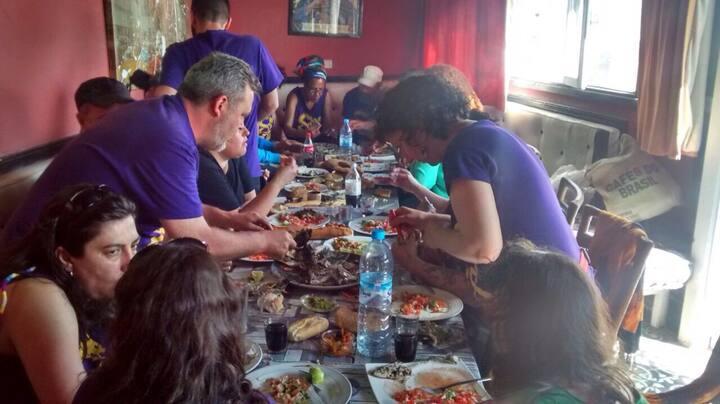 Essaouira youth Hostel: 4 Beds Female Chared Dorm