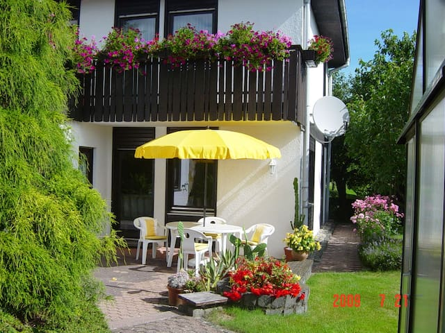Comfort apartment between moselwein and gemelstein - Morbach - Huoneisto