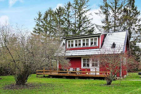 4 person holiday home in HEMSE.