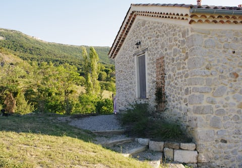 Superb independent room in Orpierre