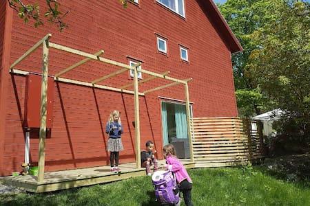 Mysigt boende i Gustavsberg för par eller familj - Gustavsberg - Szeregowiec