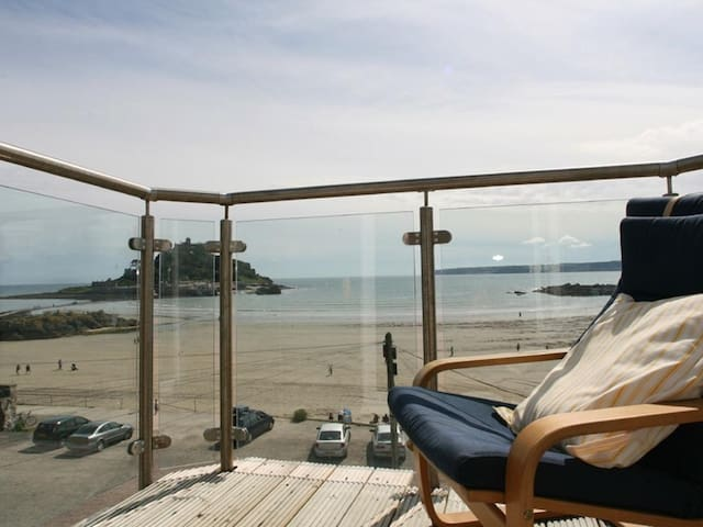 HIGHER MOUNT VIEW, family friendly in Marazion, Ref 960096