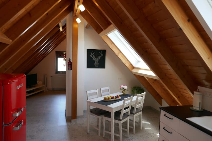 "Modern holiday apartment ""Weinbergliebe"", Tuniberg"